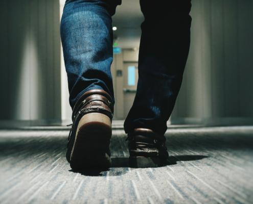 Kids walk away from faith
