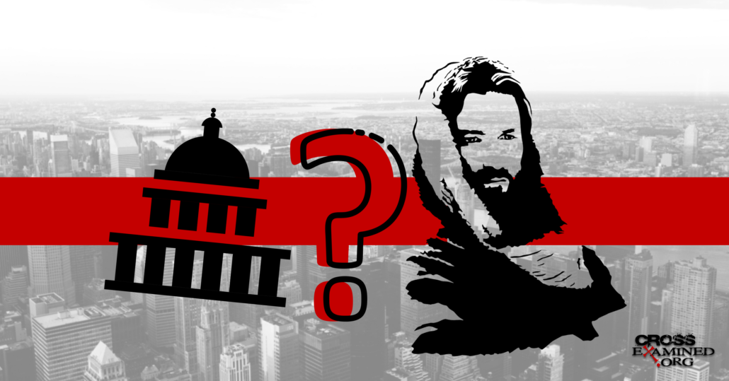 Would Jesus Participate in Politics?