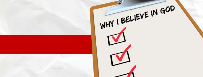 5 Reasons Why I Believe in God