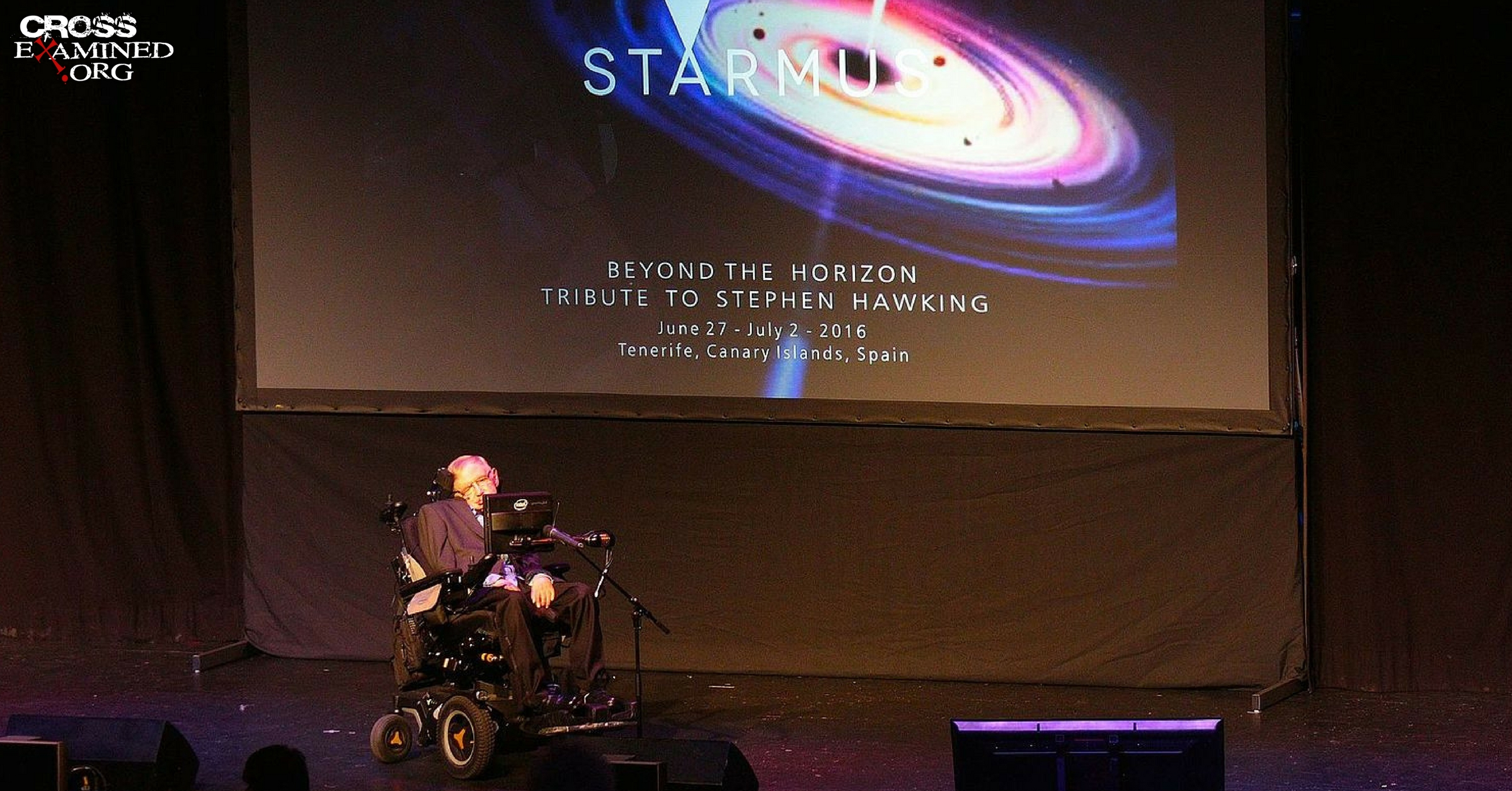 Scientists Like Stephen Hawking Believe in God?