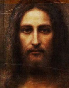 Reconstrucción de la cara en la Sábana