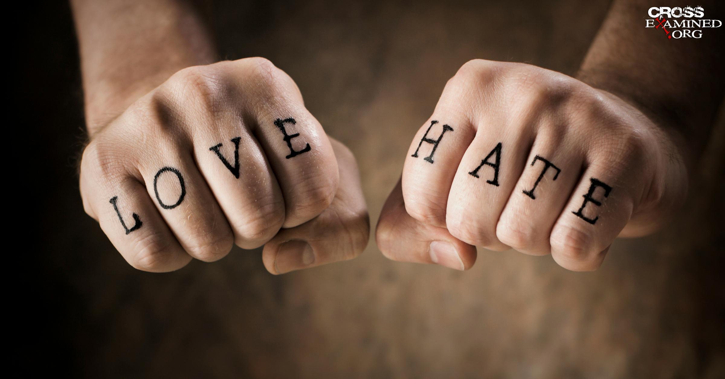 La omnibenevolencia y el odio de Dios