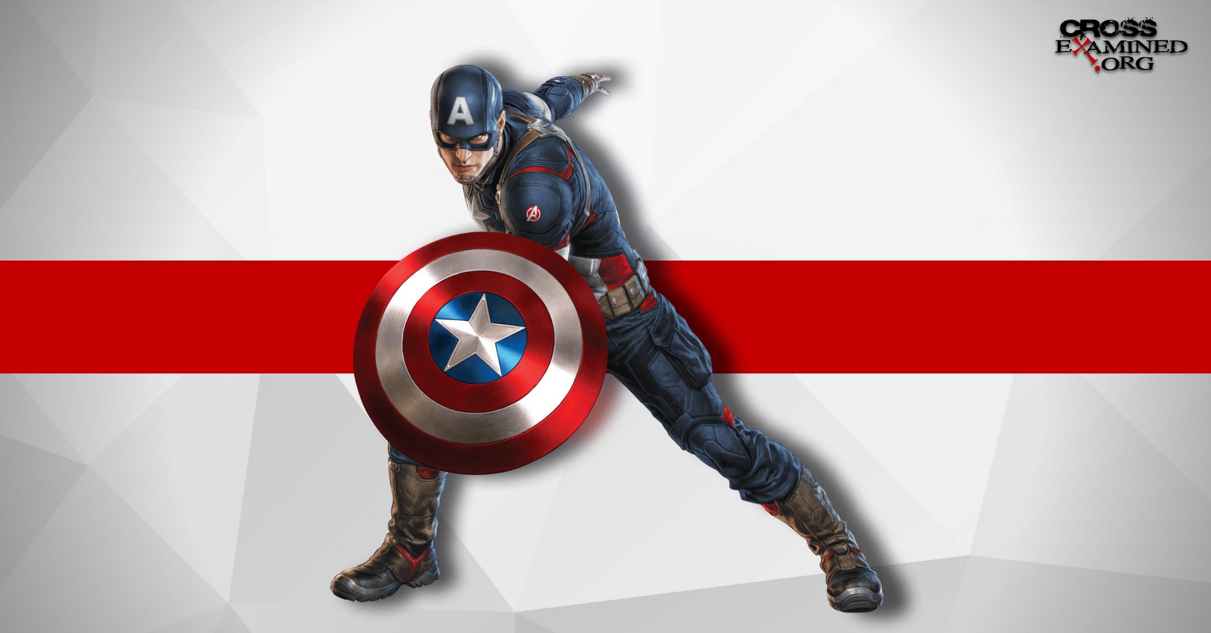 Captain America & the Moral Argument