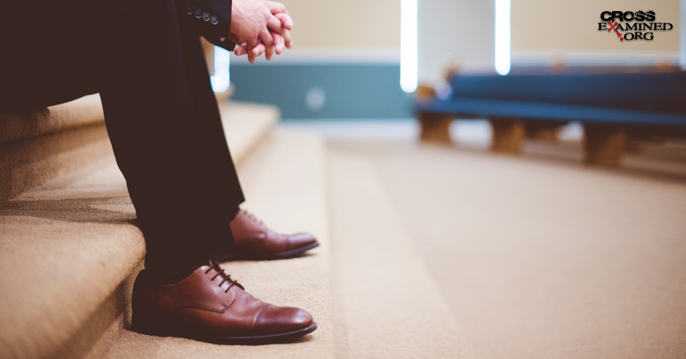 Christianity is not a sitting religion