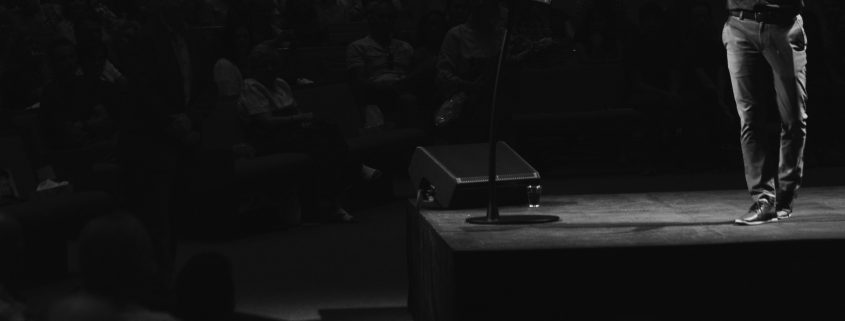 Why the pulpit must be political
