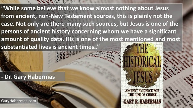 The historical Jesus Book 9