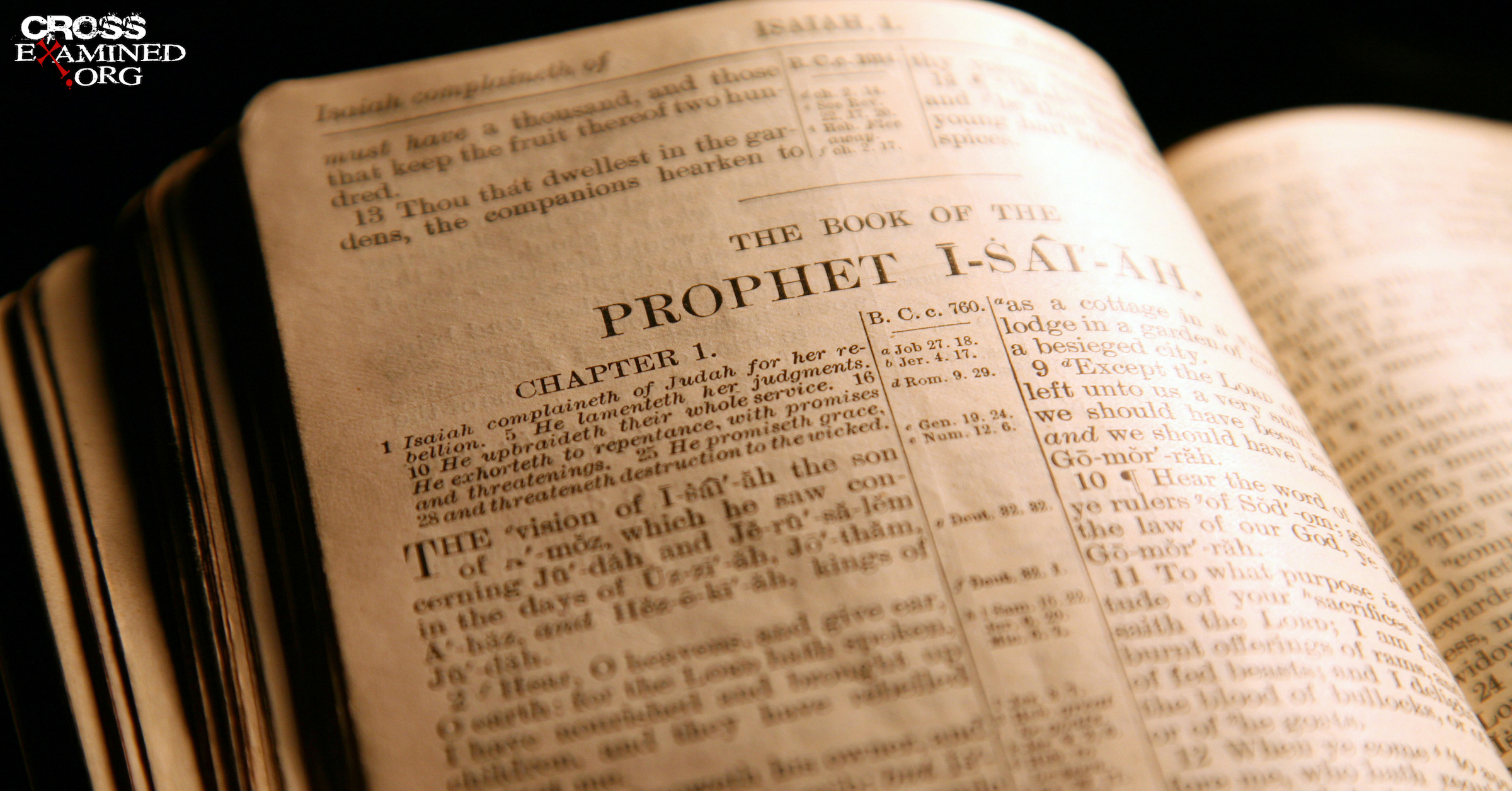 Article : Messianic prophecy and the resurrection