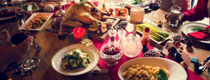 The Top Ten Ways to Advance the Gospel at Holiday Dinners