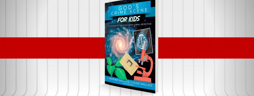 Book Review God's Crime Scene for Kids