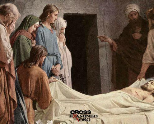 Cómo sabemos que Jesús realmente murió