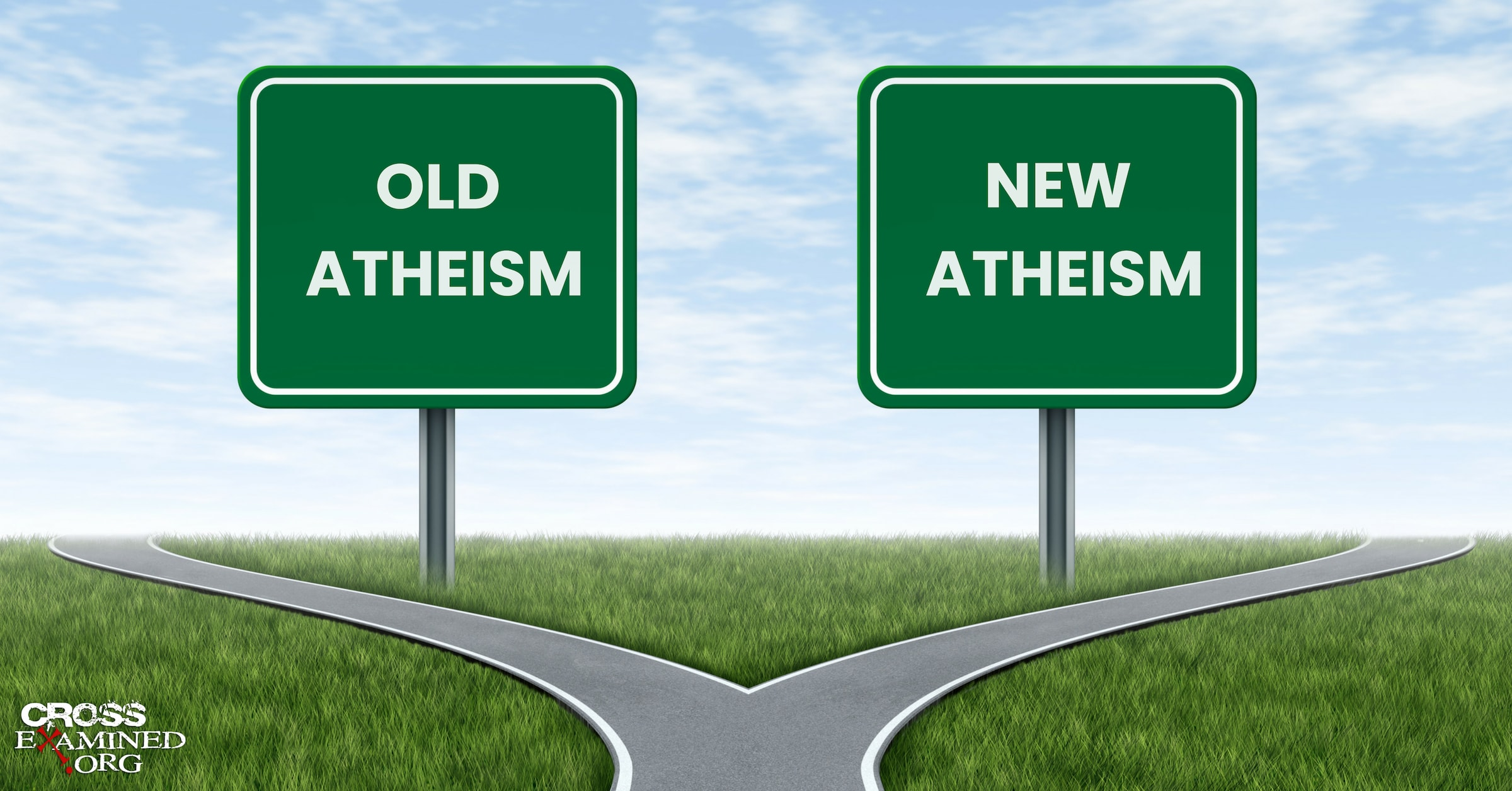 Atheism The Old Vs. the New