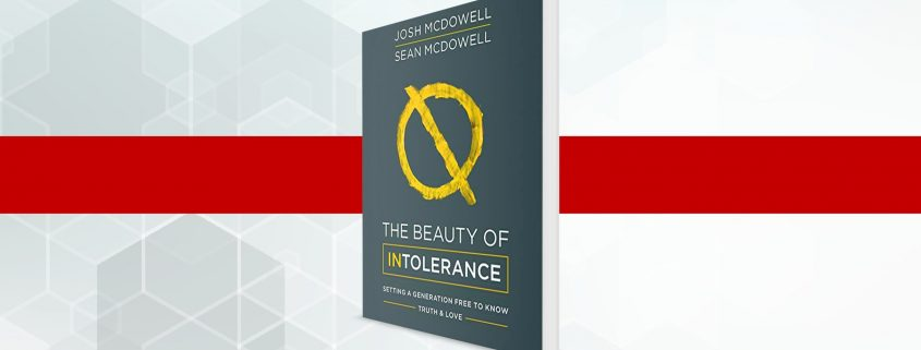 Book Review The Beauty of Intolerance