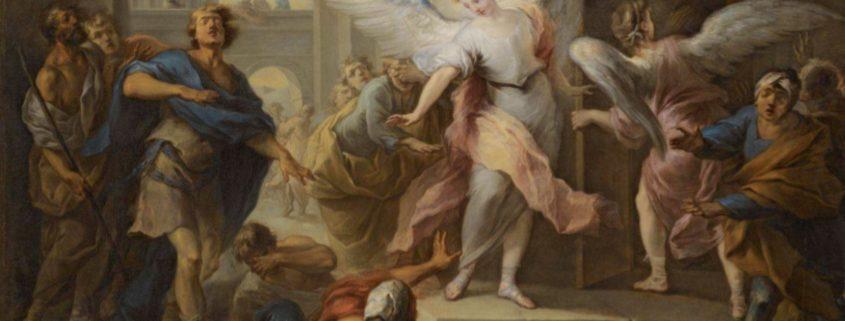Cuál fue el pecado de Sodoma y Gomorra