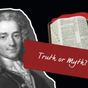 Voltaire's Prediction, Home, and the Bible Society: Truth or Myth? Further Evidence of Verification