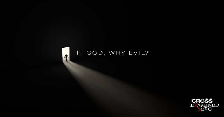 God & Evil: A Rapid-Fire Response