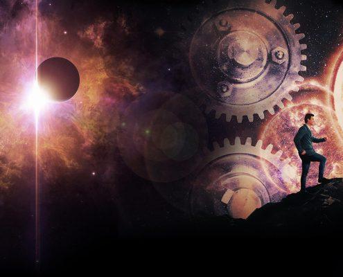 P&R: ¿Prueba el Kalam solo el comienzo del tiempo y no del universo?