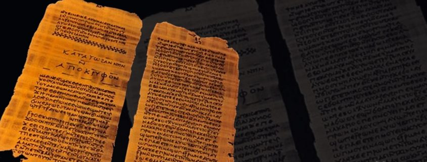 Why the Gospel of Thomas isn't in the Bible