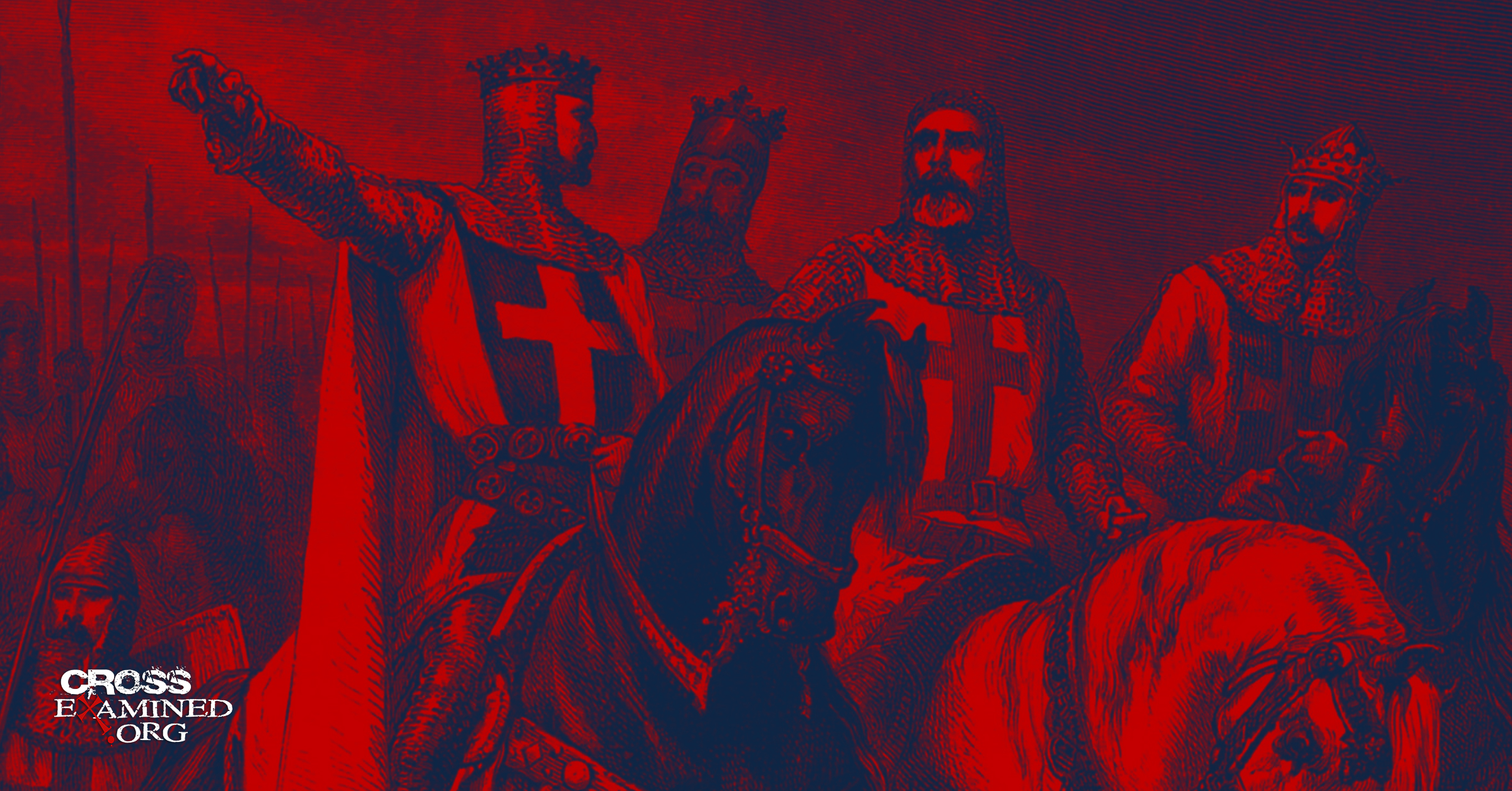 Correcting four myths about the history of the Crusades