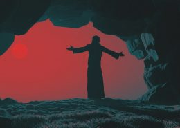 There Is No Rise Unless He Is Risen