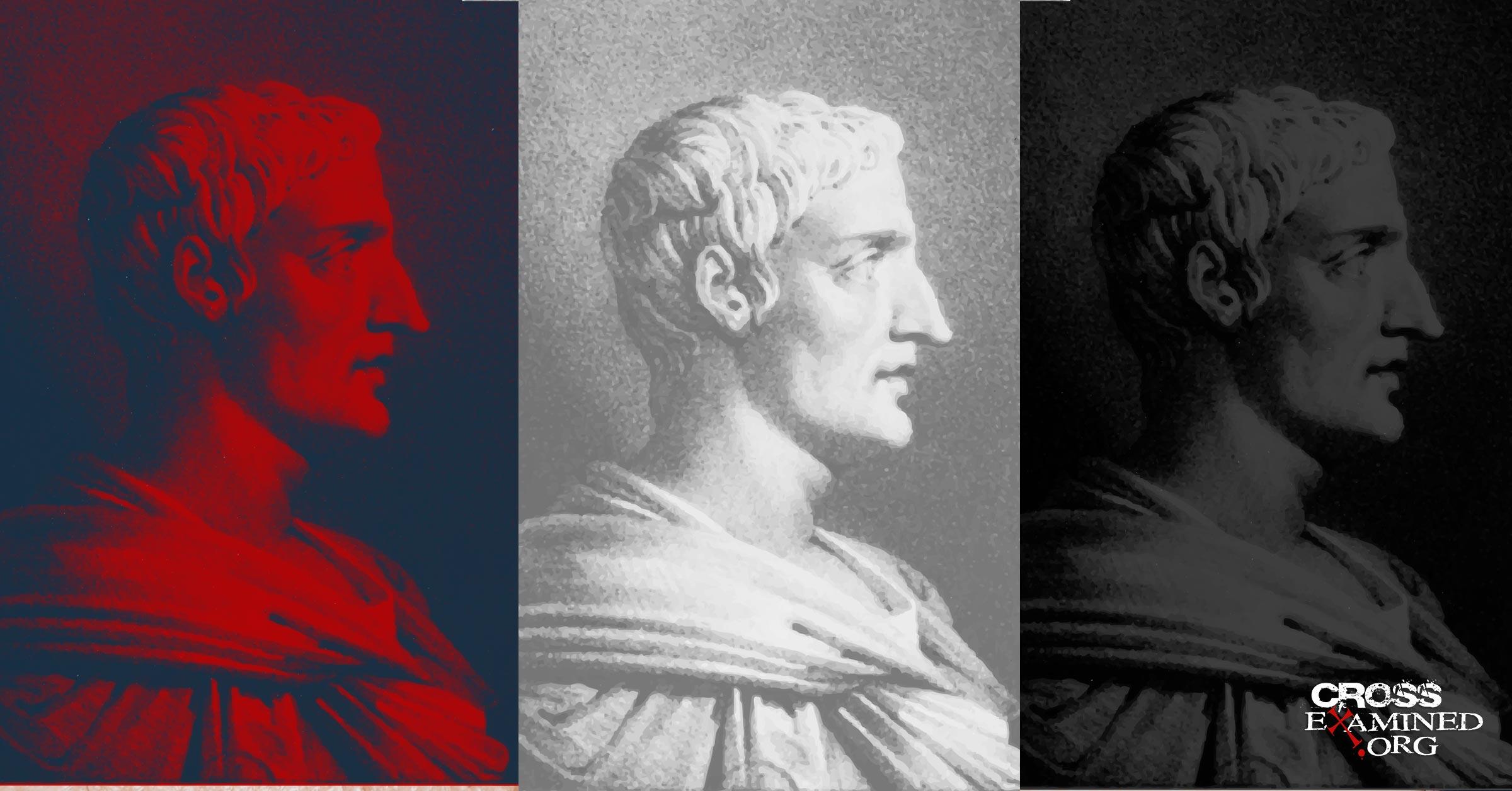 Tacitus — Ancient Roman Historian — Reports on Jesus