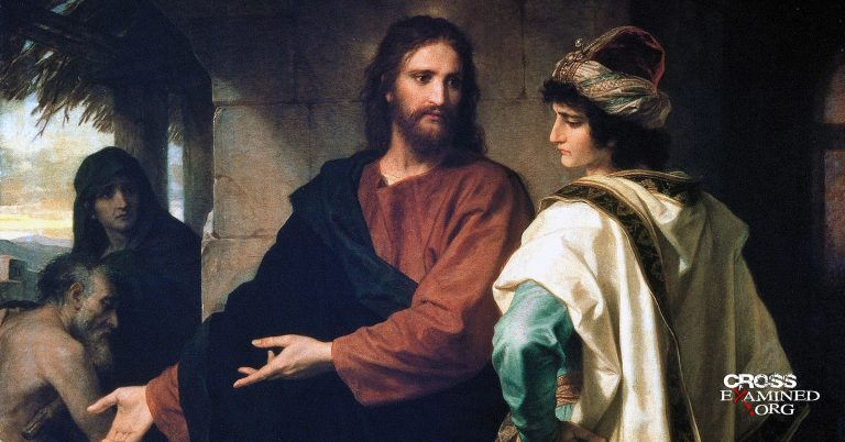 There are two kinds of skeptics. Jesus demonstrated how to deal with both types