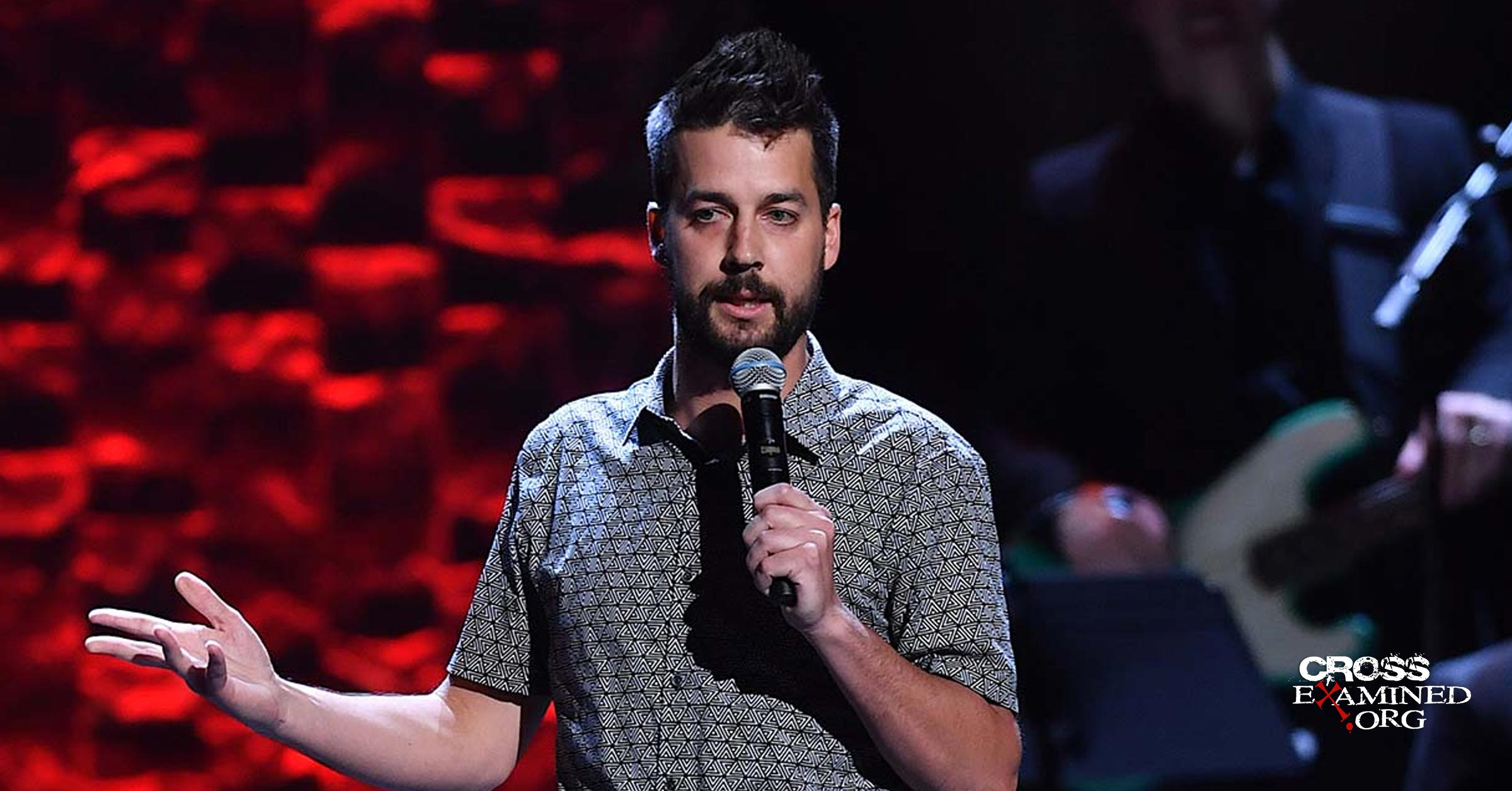 Reactions to John Crist's Moral Failings Demonstrate Our Culture's Confusion about Christianity