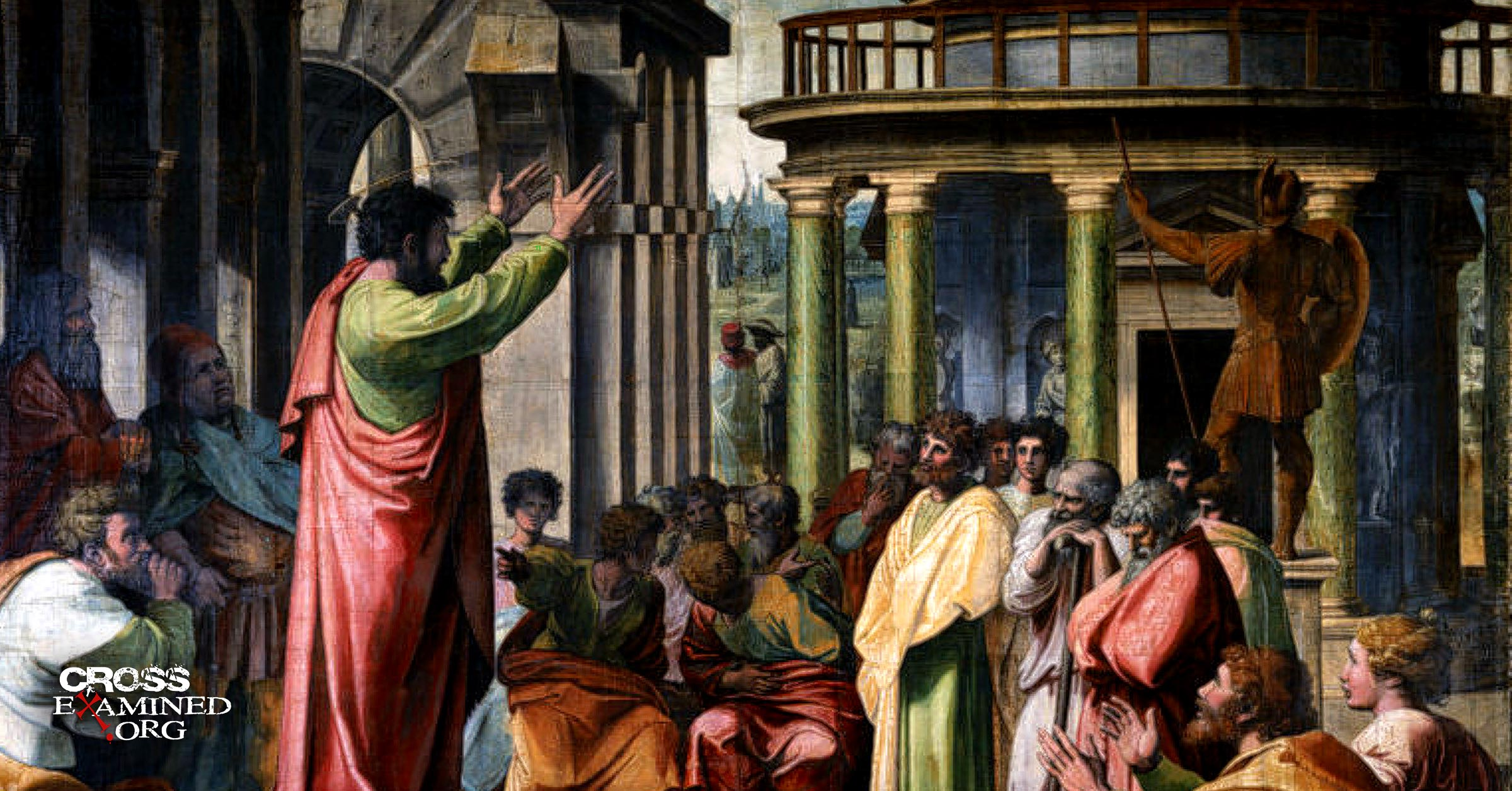 Did Paul really change his tactics after Athens and begin to take a dim view of apologetics?
