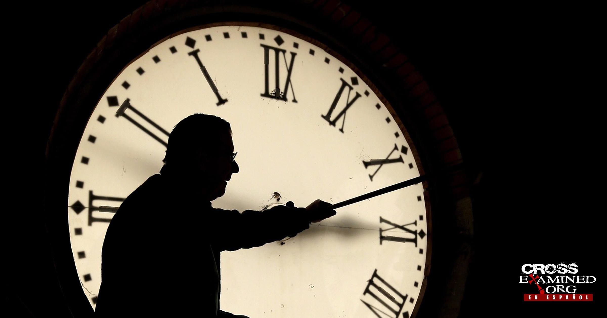 Tomar el tiempo en serio para diferenciar el pasado y el futuro