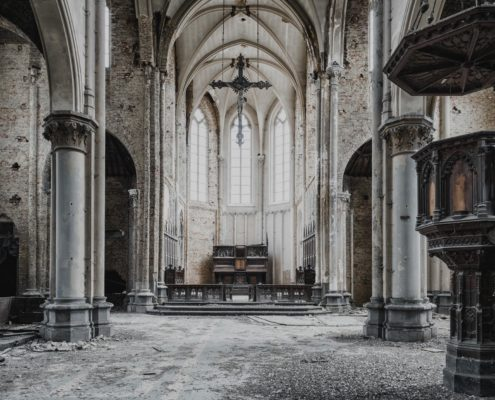 "Secularism, COVID-19, & the ""Non-Essential"" Church"