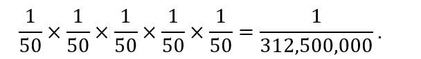 Julie Hannah equation