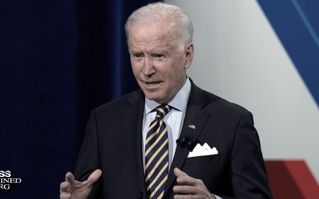 Pope Biden and the New Theocracy of the Christian Left