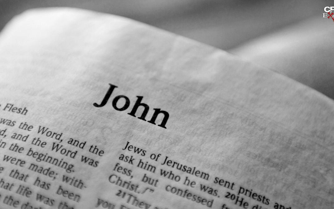 Did John Really Write John?